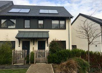 Thumbnail 2 bed end terrace house for sale in Dartington, Totnes, Devon