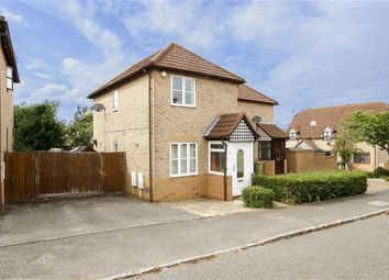 Thumbnail 2 bed semi-detached house for sale in Olde Bell Lane, Loughton, Milton Keynes