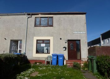 Thumbnail 2 bed end terrace house to rent in Kincaidston Drive, Ayr, Ayrshire