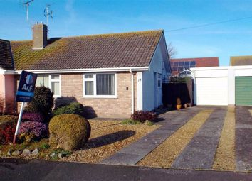 Thumbnail 2 bed semi-detached bungalow for sale in Saxondale Avenue, Burnham-On-Sea, Somerset