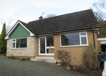 Thumbnail 3 bed detached bungalow to rent in Rhiew Revel Lane, Pant, Oswestry