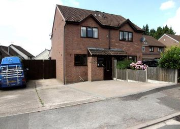 Thumbnail 2 bed semi-detached house for sale in Puzzle Close, Bream, Lydney