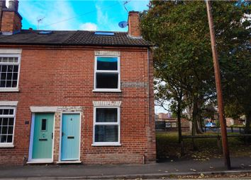 Thumbnail 2 bed end terrace house to rent in Gregory Street, Loughborough