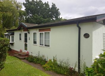 Thumbnail 2 bed mobile/park home for sale in Austcliffe Road, Cookley, Kidderminster