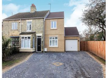 Thumbnail 4 bed property to rent in Eye Road, Peterborough