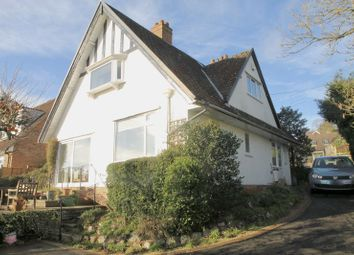 Thumbnail 3 bed detached house for sale in Ash Lane, Wells