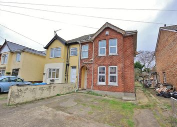 Thumbnail Semi-detached house for sale in Gwynne Road, Parkstone, Poole