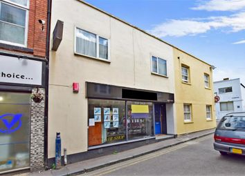 Thumbnail 3 bed maisonette for sale in Turner Street, Ramsgate, Kent