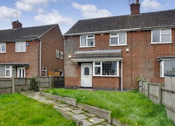 Thumbnail 2 bed semi-detached house for sale in Castle Drive, Alfreton, Derbyshire