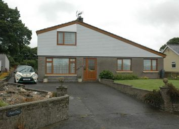 Thumbnail 4 bedroom detached house for sale in Llechryd, Llechryd, Ceredigion