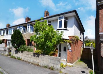 Thumbnail 3 bed end terrace house for sale in Olga Road, Dorchester