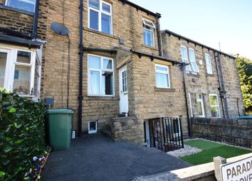 Thumbnail 1 bed terraced house for sale in Paradise Grove, Horsforth, Leeds