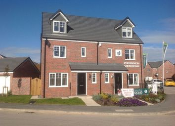 "Thumbnail 4 bedroom town house for sale in ""The Penshaw"" at Links Crescent, Seascale"