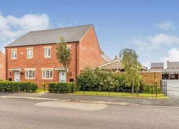 Parsons Piece, Banbury, Banbury OX16. 3 bed semi-detached house for sale