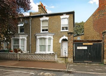 Barlborough Street, London SE14. 3 bed end terrace house