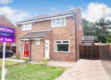 Thumbnail 2 bed semi-detached house for sale in Whimbrel Close, Beechwood, Runcorn