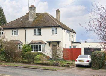 Thumbnail Semi-detached house for sale in Stonebridge Avenue, Bury St. Edmunds