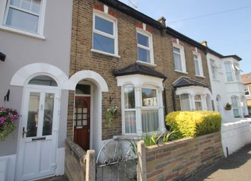 Thumbnail 2 bedroom terraced house for sale in Oakdale Road, Leytonstone, London