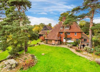 Thumbnail 5 bed detached house for sale in Oakenden Lane, Chiddingstone Hoath, Edenbridge