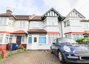 Thumbnail 3 bed terraced house for sale in Lynton Avenue, London