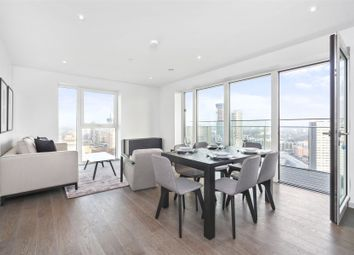 Thumbnail 3 bed flat to rent in Lantana Heights, 1 Glasshouse Gardens, London