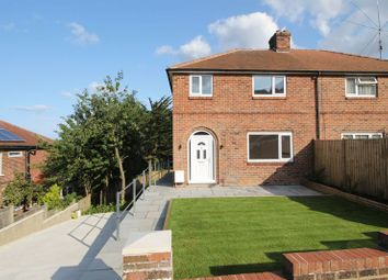 Thumbnail 3 bed semi-detached house for sale in The Uplands, Scarborough