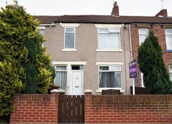 Thumbnail 3 bed terraced house for sale in Wansbeck Road, Cramlington