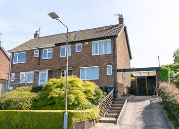 Thumbnail 3 bed semi-detached house for sale in Perlethorpe Close, Gedling, Nottingham
