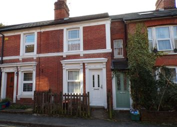 2 bed terraced house to rent in Fosse Road, Tonbridge TN9
