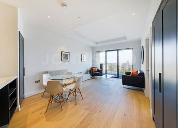 Thumbnail 1 bed flat for sale in Grantham House, Botanic Square, London