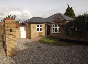 Thumbnail 1 bed detached bungalow to rent in South Avenue, Southend