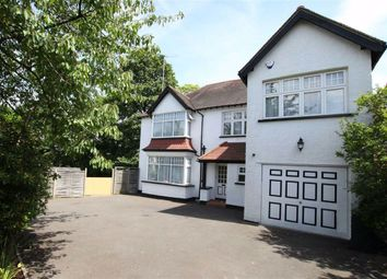 Thumbnail 5 bedroom detached house to rent in Oakleigh Park North, Oakleigh Park, London