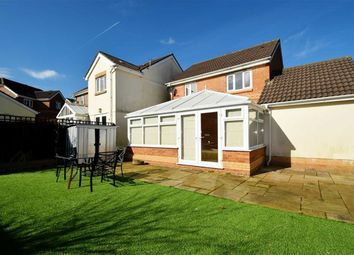 Thumbnail 3 bed detached house for sale in Maes Y Wennol, Miskin, Pontyclun