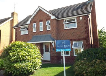 Thumbnail 3 bed detached house for sale in Clyde Avenue, Evesham