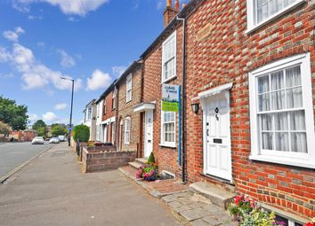 Thumbnail 2 bed terraced house for sale in Basin Road, Chichester, West Sussex