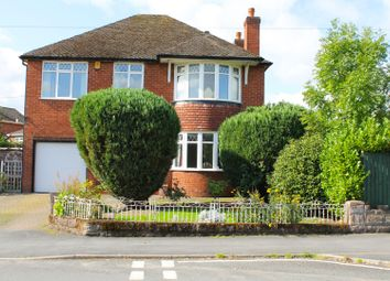 Thumbnail 4 bed detached house for sale in St. Anns Road, Middlewich