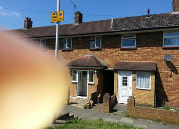Thumbnail 3 bed terraced house to rent in Mulbury Crescent, West Drayton
