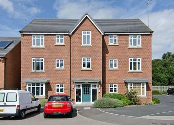 Thumbnail 2 bedroom flat for sale in The Hollies, Cheslyn Hay, Walsall