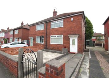 Thumbnail 2 bedroom semi-detached house for sale in Harrogate Road, Reddish, Stockport