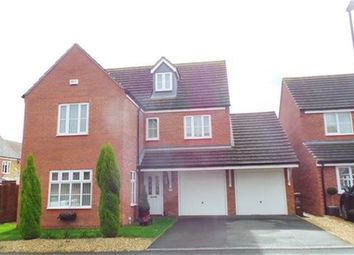 Thumbnail 5 bed property to rent in Amble Close, Streetly, Sutton Coldfield