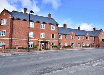 Thumbnail 2 bed flat for sale in Newton Court, Olney