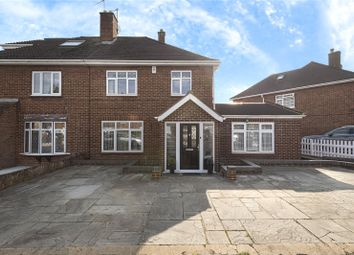 4 bed semi-detached house for sale in Stafford Road, Ruislip Gardens, Middlesex HA4