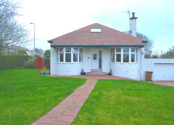 Thumbnail 3 bed detached bungalow for sale in 1 Summerlea Road, Seamill, West Kilbride
