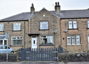 Thumbnail 2 bed terraced house for sale in Reinwood Road, Lindley, Huddersfield