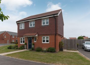 Thumbnail 3 bed semi-detached house for sale in Hunters Walk, Sholden, Deal