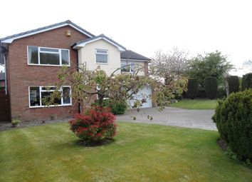 Thumbnail 5 bed detached house for sale in Greenacres, Fulwood, Preston