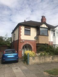 Thumbnail 3 bed semi-detached house to rent in Trafalgar Road, Hartshill, Stoke On Trent