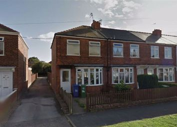 Thumbnail 3 bed semi-detached house to rent in Richmond Road, Hessle