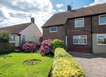 Thumbnail 2 bed semi-detached house for sale in Westlea Road, Seaham