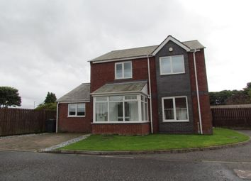 Thumbnail 3 bedroom detached house for sale in Peel Court, Seaton Burn, Newcastle Upon Tyne